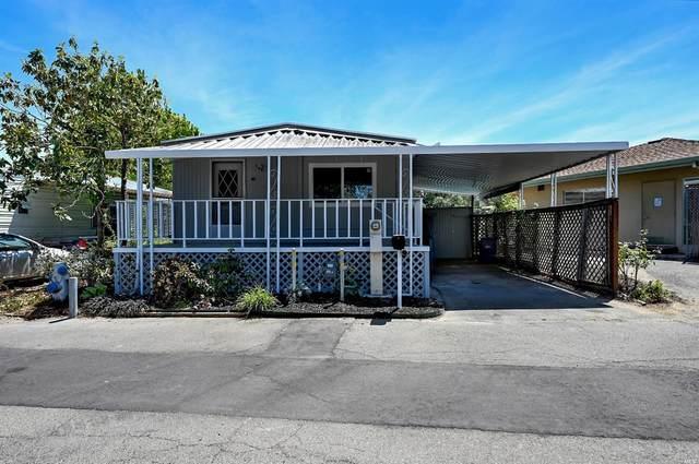 6731 Evergreen Avenue #53, Sebastopol, CA 95472 (#321045713) :: Hiraeth Homes