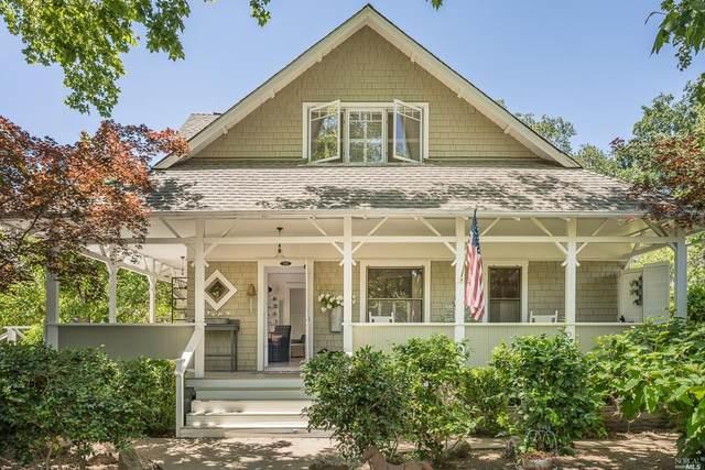 1556 Spring Street, St. Helena, CA 94574 (#321050414) :: Corcoran Global Living