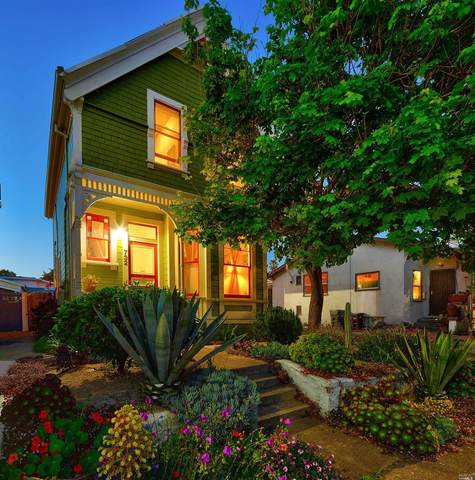 734 45th Street, Oakland, CA 94609 (#321050607) :: Golden Gate Sotheby's International Realty