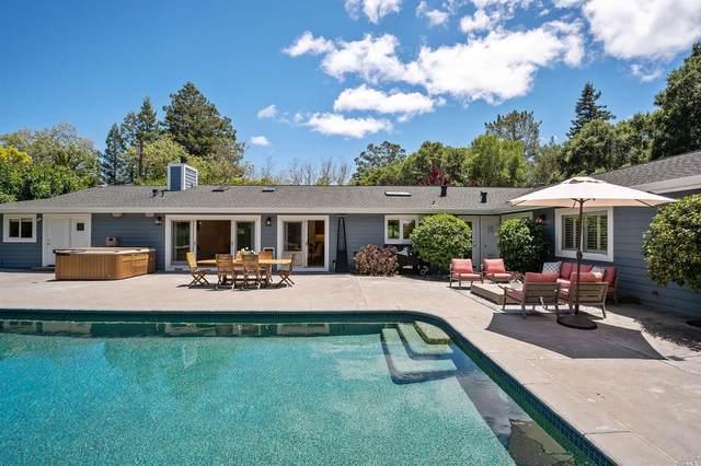99 Sleepy Hollow Drive, San Anselmo, CA 94960 (#321050991) :: Golden Gate Sotheby's International Realty