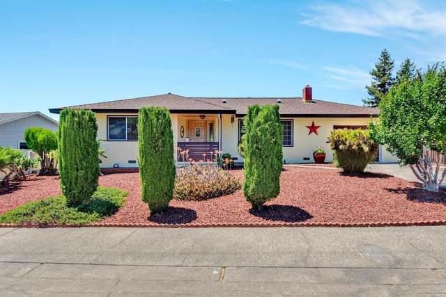 1417 Prentice Drive, Healdsburg, CA 95448 (#321050929) :: RE/MAX GOLD