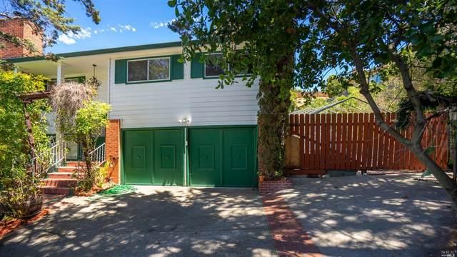 823 Tamarack Drive, San Rafael, CA 94903 (#321051092) :: Team O'Brien Real Estate