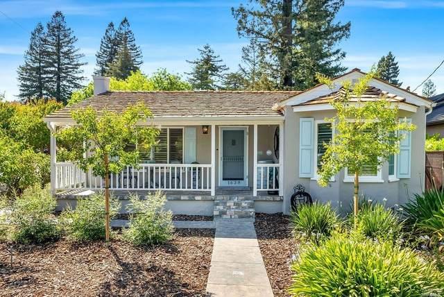 1638 Madrona Avenue, St. Helena, CA 94574 (#321050629) :: Corcoran Global Living