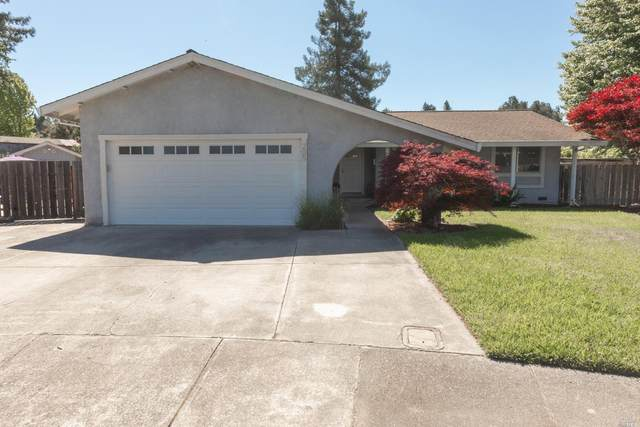 205 Vista Court, Sebastopol, CA 95472 (#321049681) :: Jimmy Castro Real Estate Group