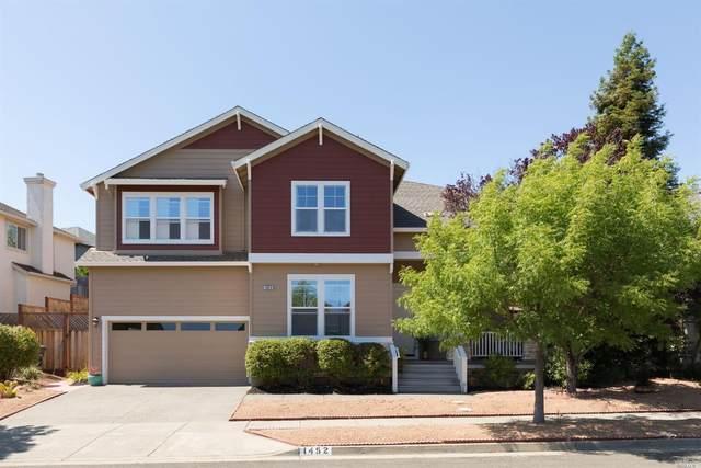 1452 Great Heron, Santa Rosa, CA 95409 (#321051265) :: RE/MAX GOLD