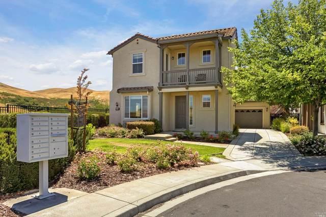 6691 Chalk Hill Lane, Vallejo, CA 94591 (#321051332) :: Golden Gate Sotheby's International Realty