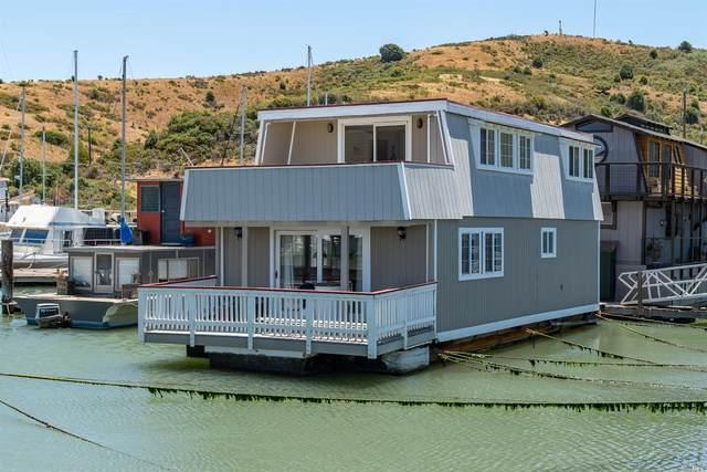 1900 Stenmark Drive Dock#4, Richmond, CA 94801 (#321048864) :: Team O'Brien Real Estate