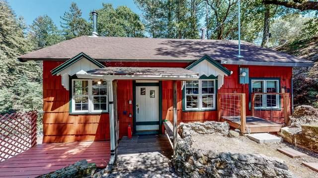5040 Gates Road, Santa Rosa, CA 95404 (#321051288) :: Intero Real Estate Services
