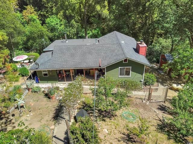 3240 Calistoga Road, Santa Rosa, CA 95404 (#321051308) :: Intero Real Estate Services