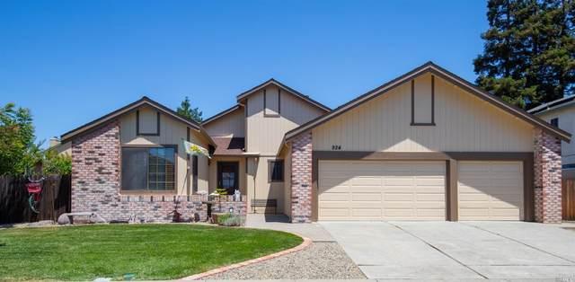 924 Locust Street, Fairfield, CA 94533 (#321051185) :: Corcoran Global Living