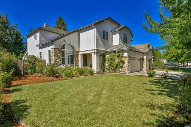 2129 Fieldcrest Avenue, Fairfield, CA 94534 (#321050800) :: Golden Gate Sotheby's International Realty