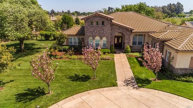 4090 Suisun Valley Road, Fairfield, CA 94534 (#321051539) :: Intero Real Estate Services