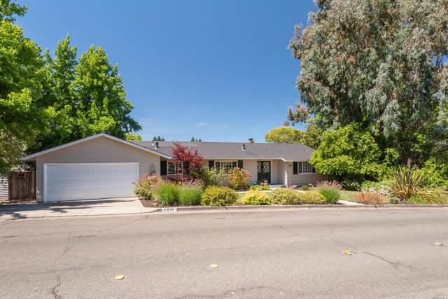 5610 Monte Verde Drive, Santa Rosa, CA 95409 (#321051301) :: Jimmy Castro Real Estate Group