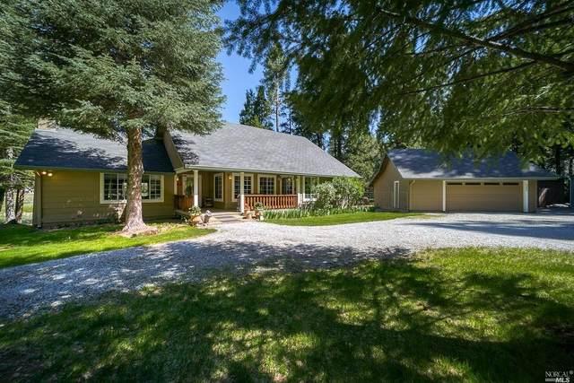 9294 Mountain Meadow Road, Shingletown, CA 96088 (#321052126) :: Golden Gate Sotheby's International Realty