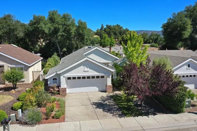 140 Porterfield Creek Drive, Cloverdale, CA 95425 (#321050975) :: Golden Gate Sotheby's International Realty