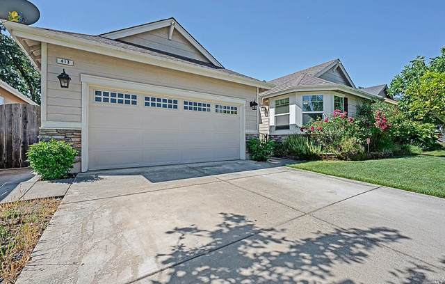 413 Riesling Street, Cloverdale, CA 95425 (#321052156) :: Golden Gate Sotheby's International Realty