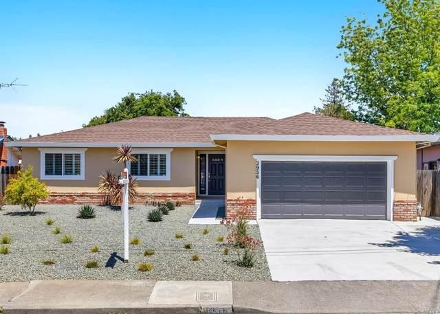 3956 Briarwood Street, Napa, CA 94558 (#321051533) :: Jimmy Castro Real Estate Group