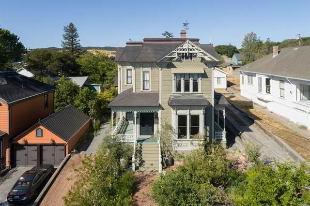 327 Howard Street, Petaluma, CA 94952 (#321051745) :: Intero Real Estate Services