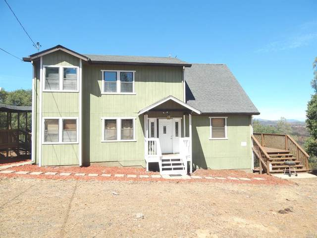2655 Harness Drive, Pope Valley, CA 94567 (#321047202) :: Jimmy Castro Real Estate Group