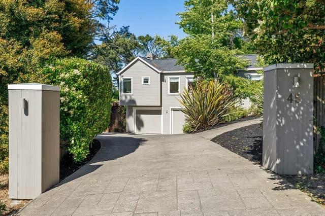 45 Hacienda Drive, Tiburon, CA 94920 (#321052930) :: Jimmy Castro Real Estate Group