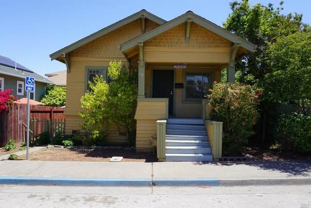 924 Alameda Street, Vallejo, CA 94590 (#321052957) :: Lisa Perotti | Corcoran Global Living