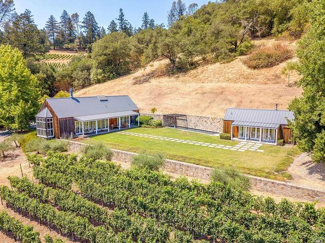 1443 S Whitehall Lane, St. Helena, CA 94574 (#321050757) :: Jimmy Castro Real Estate Group
