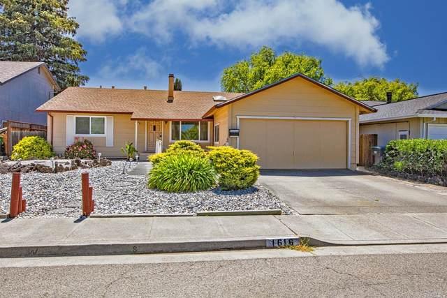1616 Putnam Way, Petaluma, CA 94954 (#321053108) :: Hiraeth Homes