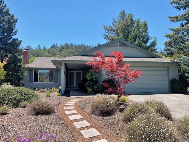 7354 Oakmont Drive, Santa Rosa, CA 95409 (#321053020) :: RE/MAX GOLD