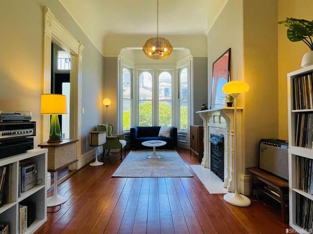 1493 Mcallister Street, San Francisco, CA 94115 (#421563384) :: Golden Gate Sotheby's International Realty