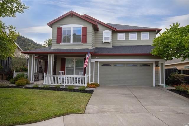 308 Homewood Court, Cloverdale, CA 95425 (#321050280) :: Lisa Perotti | Corcoran Global Living