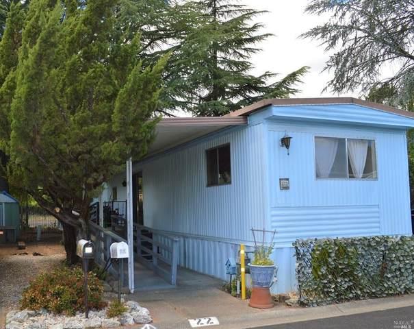 700 E Gobbi Street #22, Ukiah, CA 95482 (#321053297) :: Lisa Perotti | Corcoran Global Living