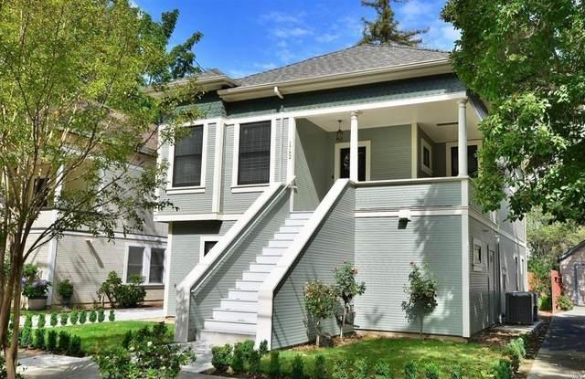 1762 Oak Street, Napa, CA 94559 (#321053270) :: Golden Gate Sotheby's International Realty