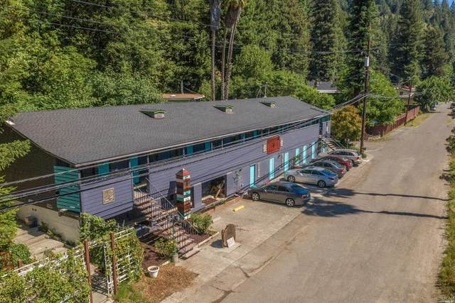 15096 Old River Road, Guerneville, CA 95446 (#321053290) :: Lisa Perotti | Corcoran Global Living