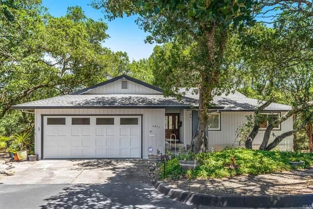 6453 Meadowridge Drive, Santa Rosa, CA 95409 (#321050756) :: RE/MAX GOLD
