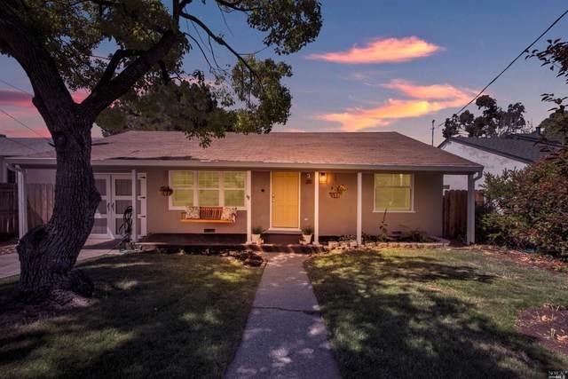 20 Hillcrest Avenue, Benicia, CA 94510 (#321053132) :: Hiraeth Homes