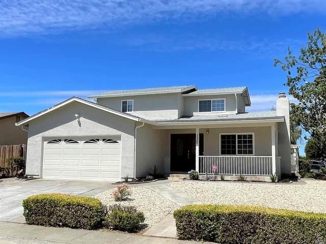1320 Phillip Way, Suisun City, CA 94585 (#321053220) :: Golden Gate Sotheby's International Realty