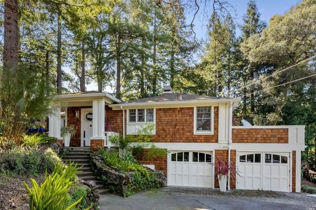 51 Hillcrest Avenue, Larkspur, CA 94939 (#321053460) :: Golden Gate Sotheby's International Realty