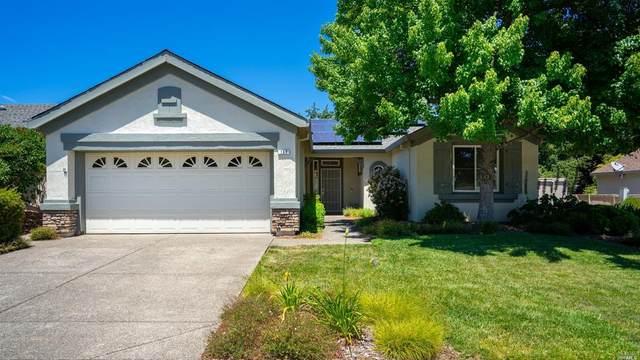 168 Porterfield Creek Drive, Cloverdale, CA 95425 (#321052163) :: Golden Gate Sotheby's International Realty
