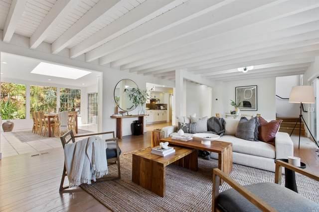 1019 Trillium Lane, Mill Valley, CA 94941 (#321036341) :: Golden Gate Sotheby's International Realty