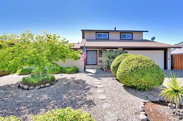 43 Ramona Way, Novato, CA 94945 (#321053631) :: Golden Gate Sotheby's International Realty
