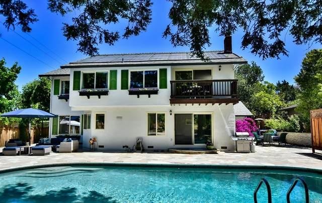 3449 Crestview Way, Napa, CA 94558 (#321053116) :: Golden Gate Sotheby's International Realty