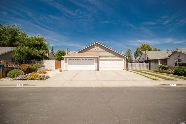 533 Purdue Drive, Vacaville, CA 95687 (#321053729) :: Intero Real Estate Services