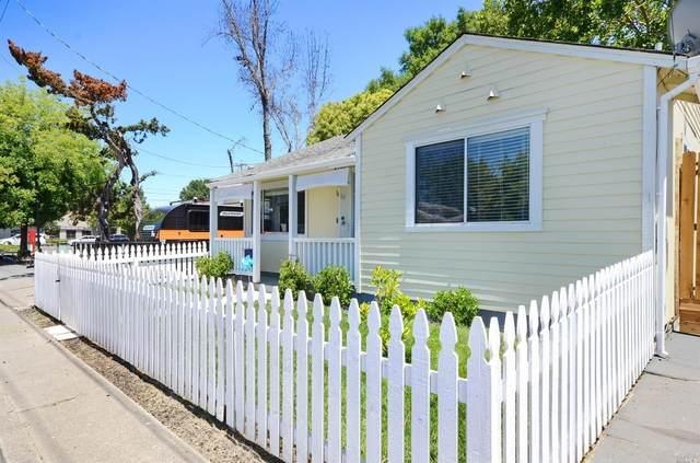 1010 Morgan Street, Santa Rosa, CA 95401 (#321053835) :: RE/MAX GOLD