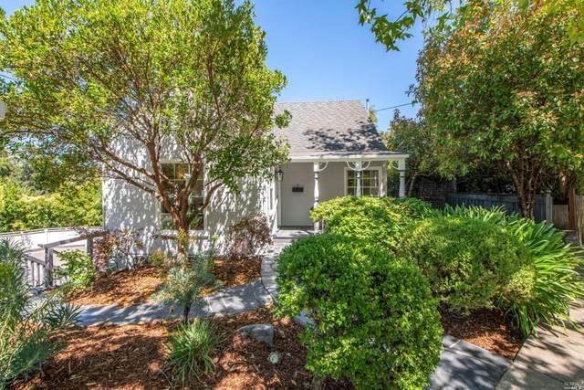 2 Magnolia, Larkspur, CA 94939 (#321053541) :: Golden Gate Sotheby's International Realty