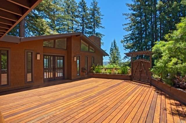 240 Hillside Avenue, Kentfield, CA 94904 (#321053971) :: Intero Real Estate Services