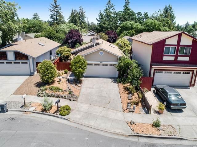 1088 Rubicon Way, Santa Rosa, CA 95401 (#321053980) :: RE/MAX GOLD