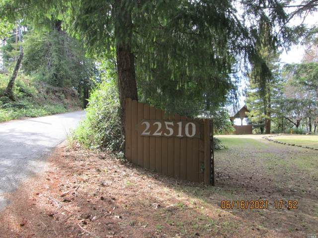 22510 Fort Ross Road, Cazadero, CA 95421 (#321053989) :: RE/MAX GOLD