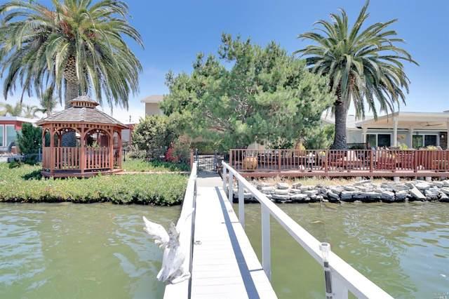 133 Caribe Isle, Novato, CA 94949 (#321054083) :: Golden Gate Sotheby's International Realty