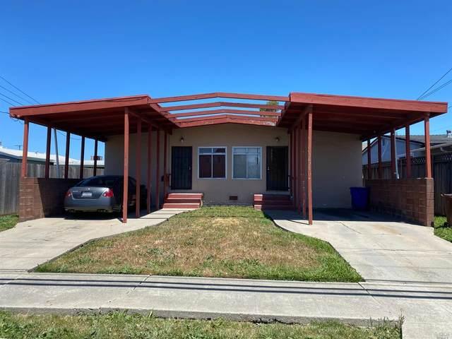 2019 Potrero Avenue, Richmond, CA 94804 (#321053690) :: Team O'Brien Real Estate