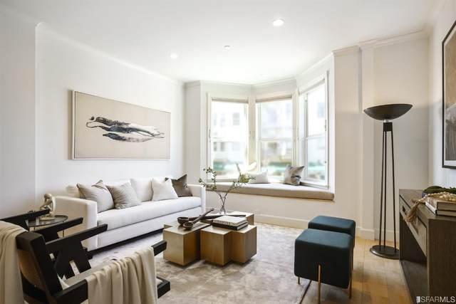 509 Frederick Street #1, San Francisco, CA 94117 (#421564218) :: Lisa Perotti   Corcoran Global Living